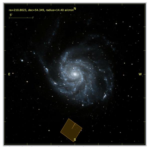 extra galactic pulsars - HD1600×1600